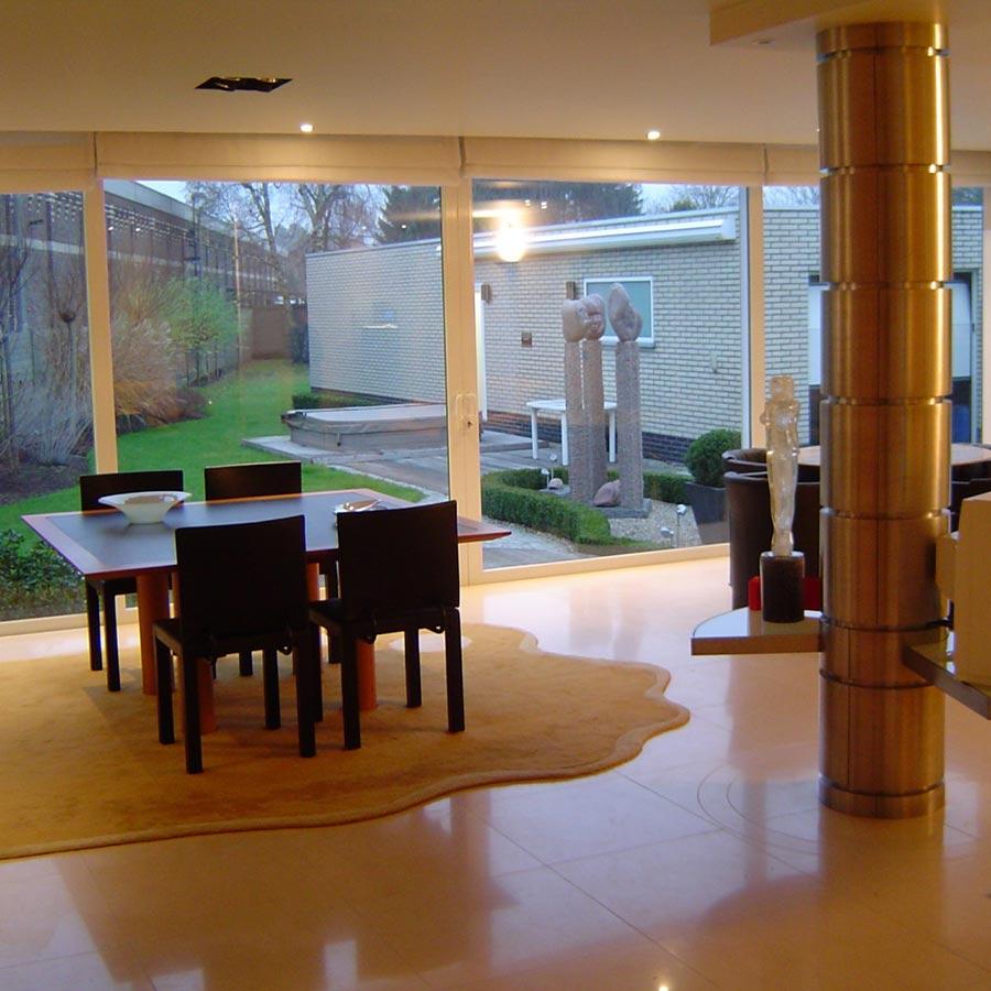 vitralux verandas pergolas extension habitation châssis & portes Mons Brabant Wallon Wallonie
